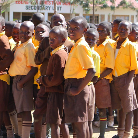 A successful television fund raising for new dormitories