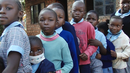 Gi en opplevelsesdag til døve barn i Kenya!