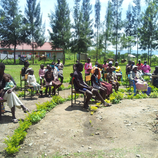 Families in Ayweyo 2