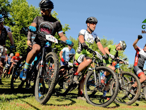 Your First Mountain Bike Race