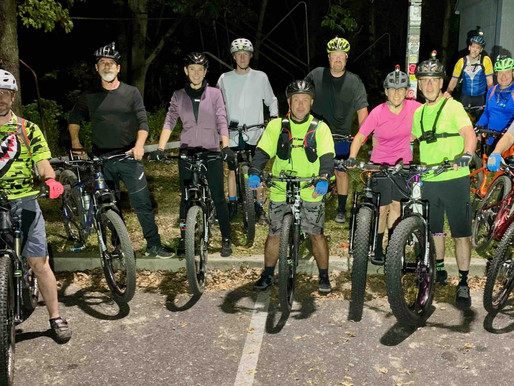 Night Riding 101 - The Beginners Guide to Riding at Night