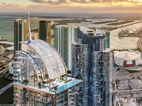 Miami mixed-use tower looks to prepare for a post-pandemic world