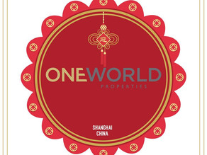 OneWorld Properties' Shanghai office reopens