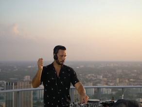 QUARAN-TUNES: Grammy Award winner Cedric Gervais debuts new set atop PARAMOUNT Miami Worldcenter