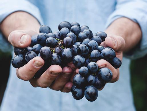 Grape are good