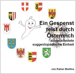 Ein Gespenst reist durch Österreich