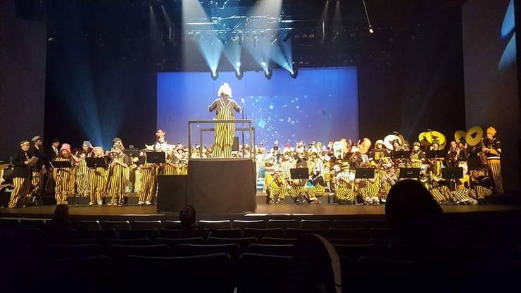 Huskies Pep Band Concert 2017