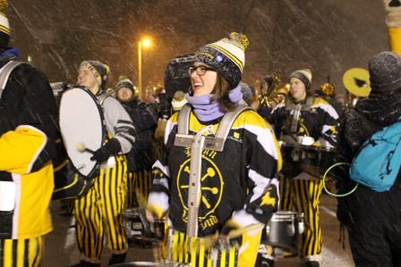 Snowy Snare 2018.