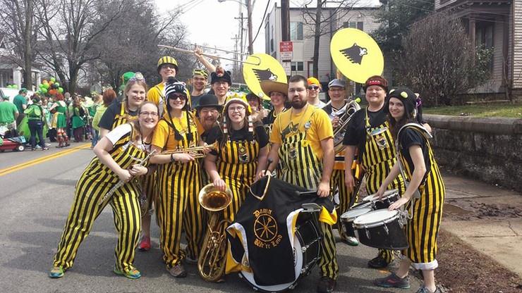 Kentucky band 2015