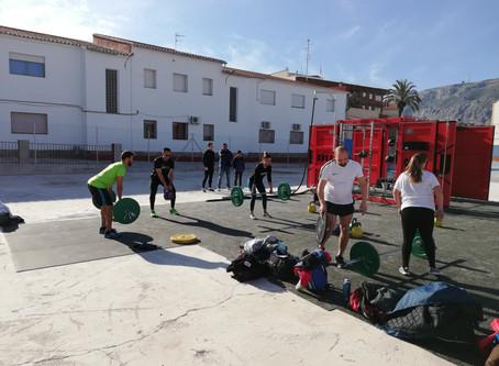 Cehegín (Murcia) ya tiene puede entrenar con CUBO FIT