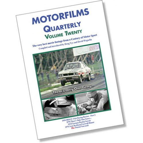Motorfilms Quarterly Volume 20: DWPDVD3020
