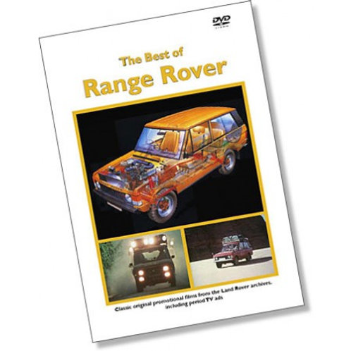 The Best of Range Rover: HMFDVD5016