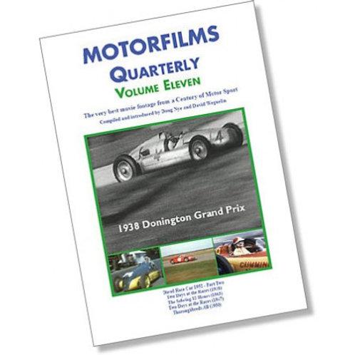 Motorfilms Quarterly Volume 11: DWPDVD3011