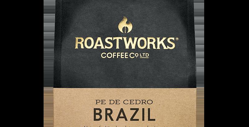 Brazil Pe De Cedro 200g