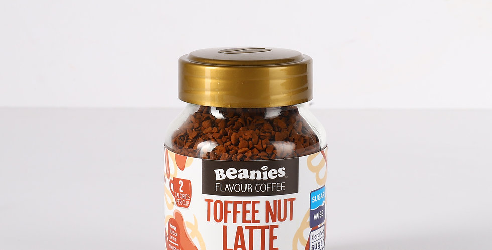 Toffee Nut Latte Flavoured Coffee