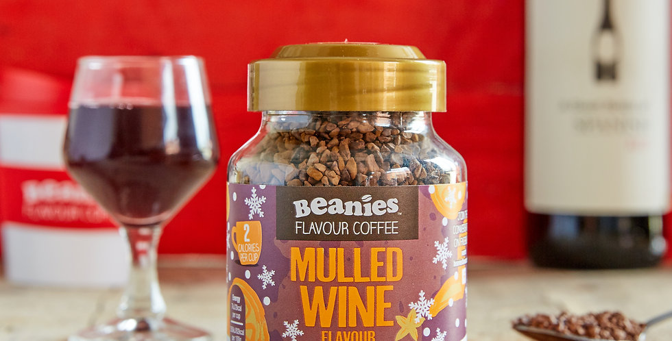 Mulled Wine Flavoured Coffee