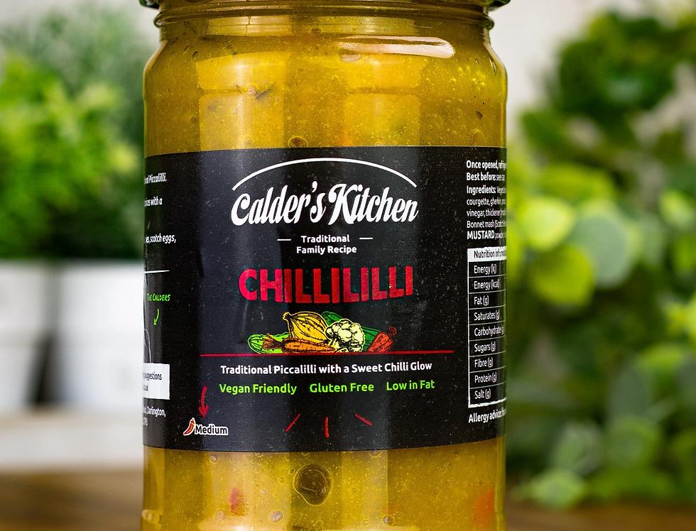 Calder's Kitchen Chillililli