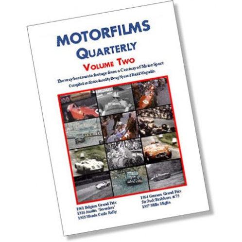 Motorfilms Quarterly Volume 2: DWPDVD3002