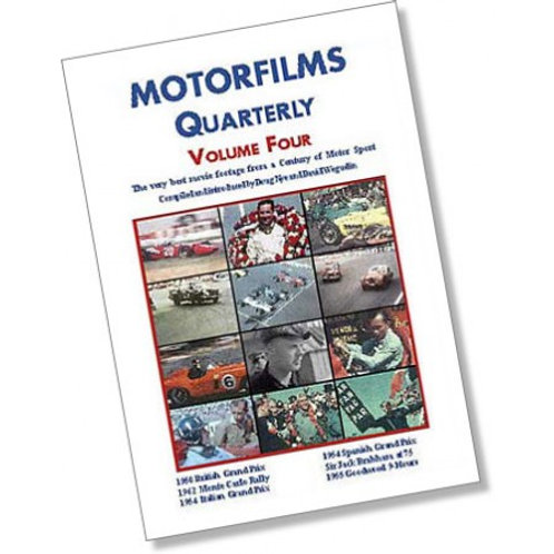 Motorfilms Quarterly Volume 4: DWPDVD3004