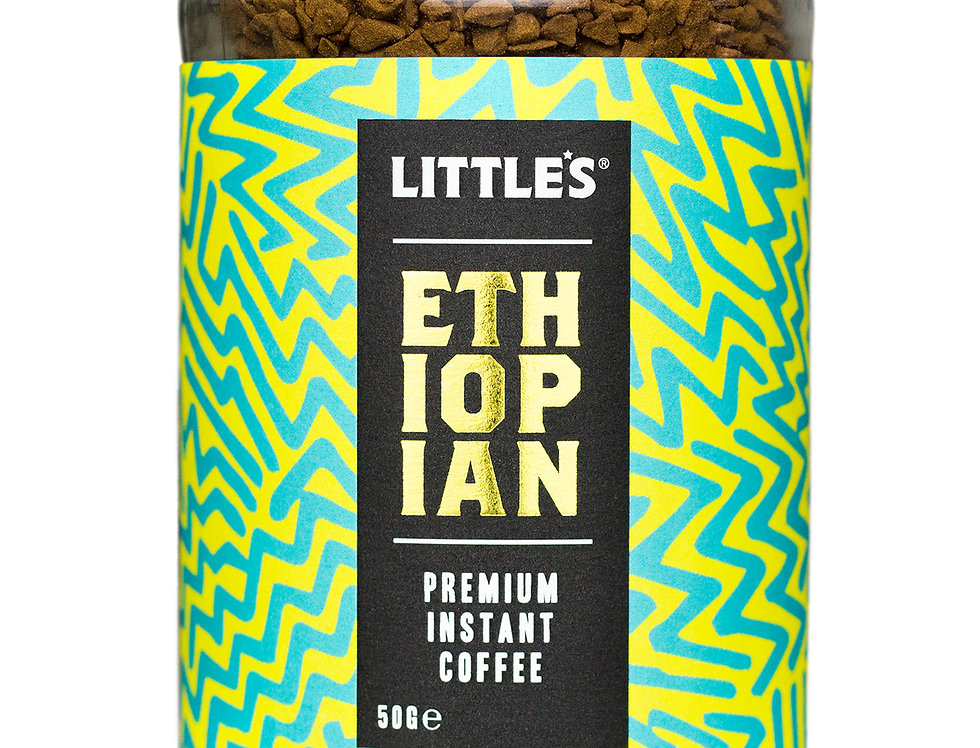 Ethiopian Premium Instant Coffee