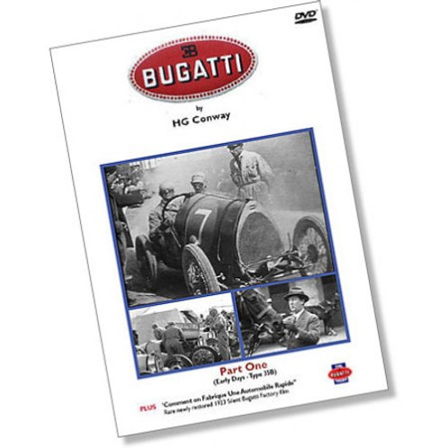 Bugatti by HG Conway - Part One: DWPDVD4003