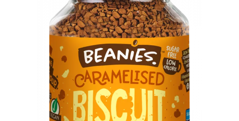 Caramelised Biscuit Flavoured Coffee