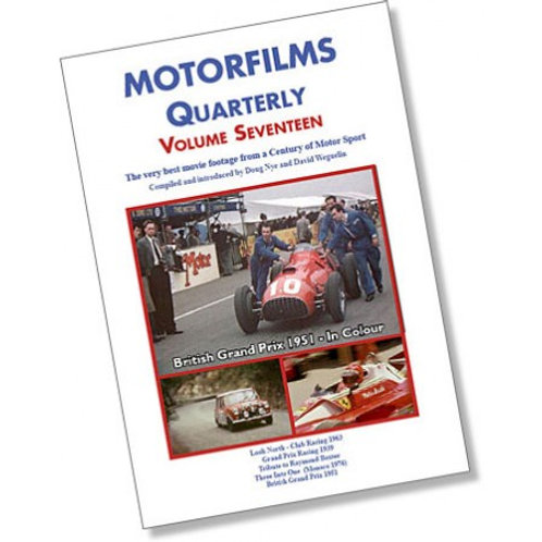 Motorfilms Quarterly Volume 17: DWPDVD3017