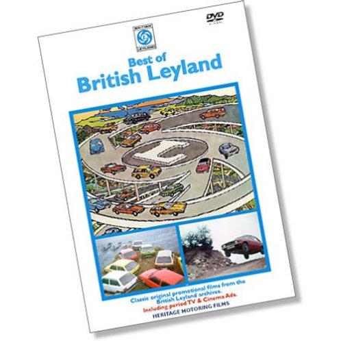 Best Of British Leyland: HMFDVD5004