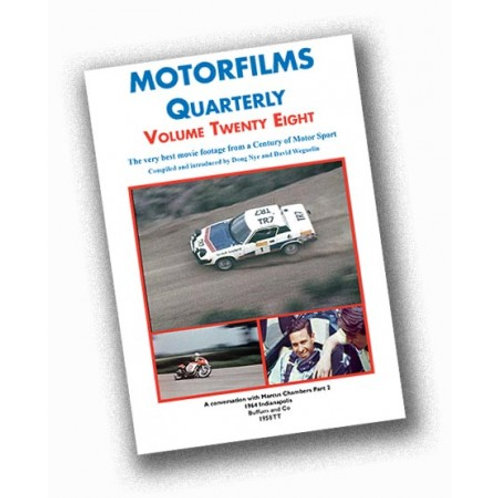 Motorfilms Quarterly Volume 28: DWPDVD3028