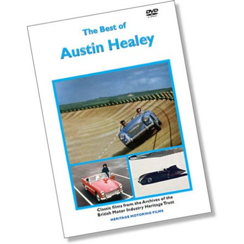 The Best of Austin Healey: HMFDVD5018