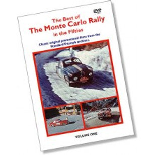The Best of The Monte Carlo Rally in the Fifties