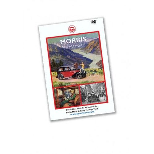 Morris Ahead Again: HMFDVD5028
