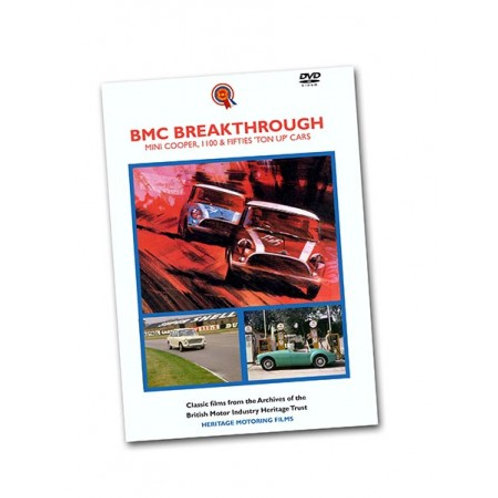 BMC Breakthrough: HMFDVD5025
