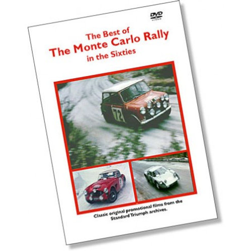 The Best of The Monte Carlo Rally in the Sixties