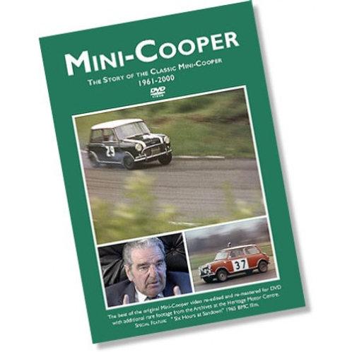 Mini Cooper: DWPDVD2001