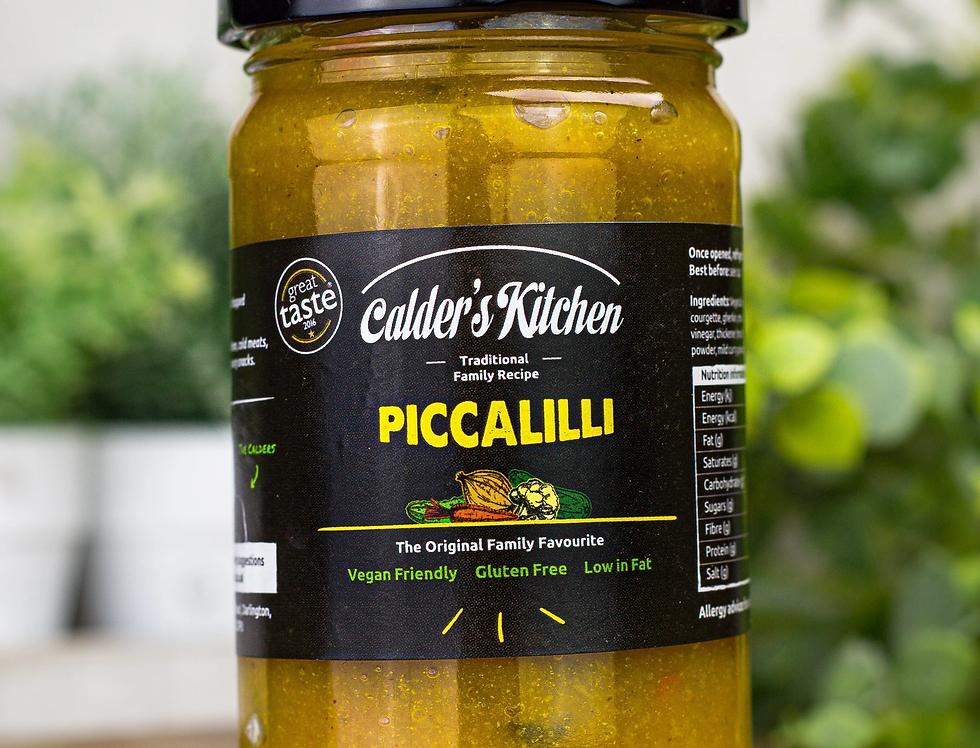 Calder's Kitchen Traditional Piccalilli