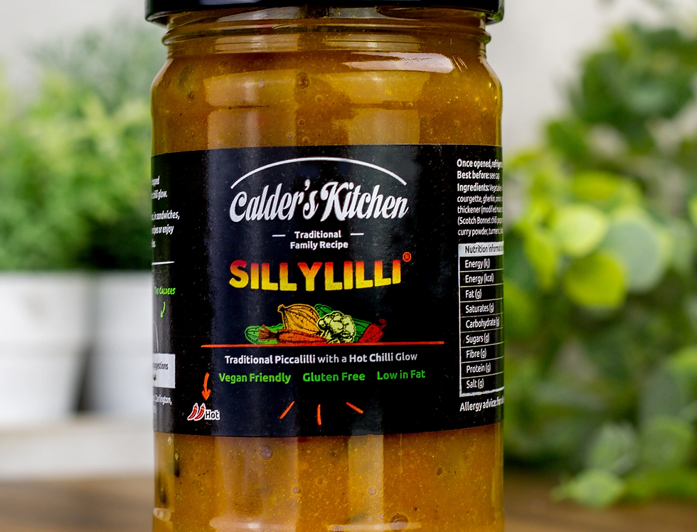 Calder's Kitchen Sillylilli