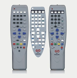 Philips GO Remote Control