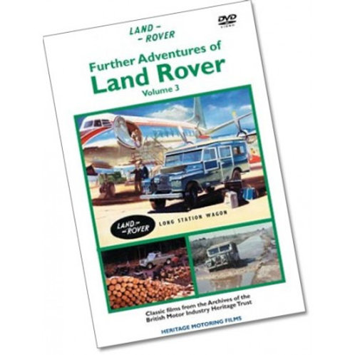 Further Adventures of Land Rover Volume 3
