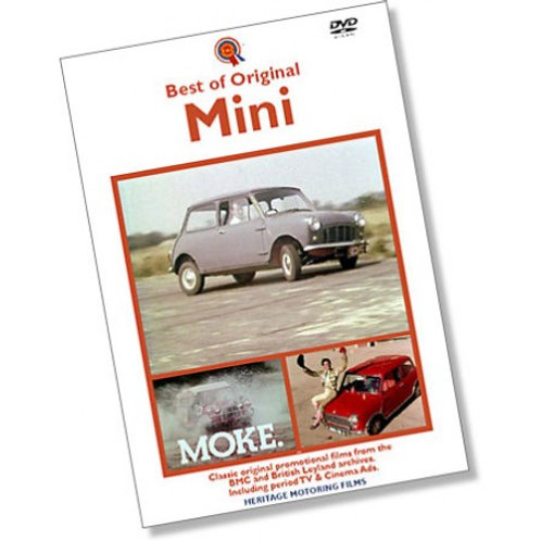 Best Of Original Mini: HMFDVD5002