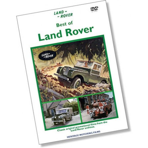 Best Of Land Rover: HMFDVD5001