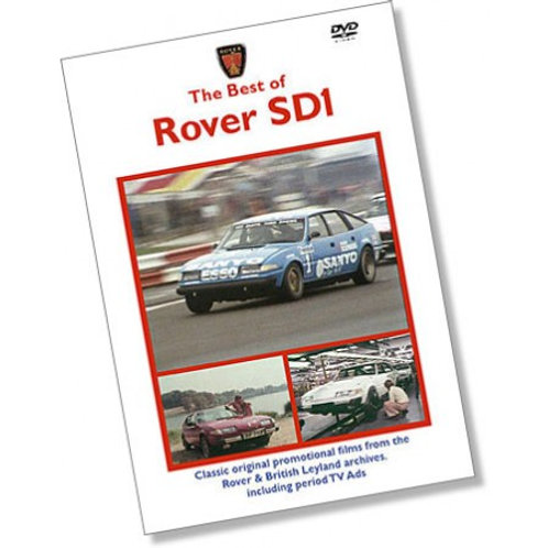 The Best of Rover SD1: HMFDVD5011