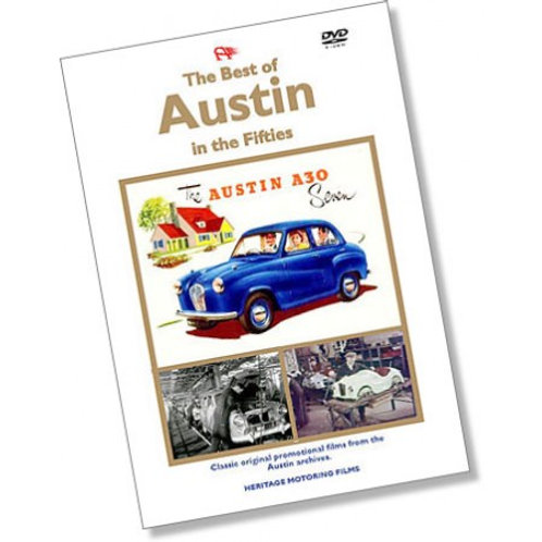 The Best of Austin in the Fifties: HMFDVD5009