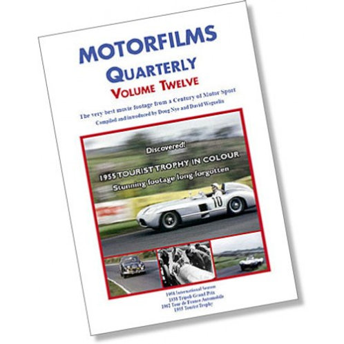 Motorfilms Quarterly Volume 12: DWPDVD3012