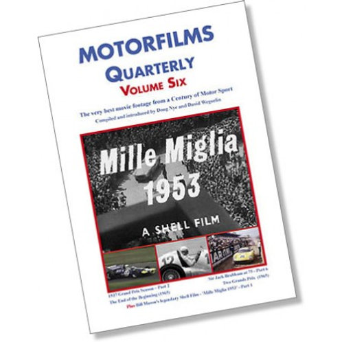 Motorfilms Quarterly Volume 6: DWPDVD3006