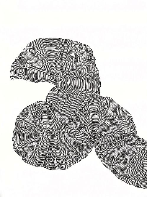 Stream - A4 print