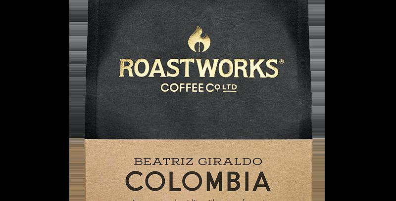 Colombia Beatriz Giraldo 200g