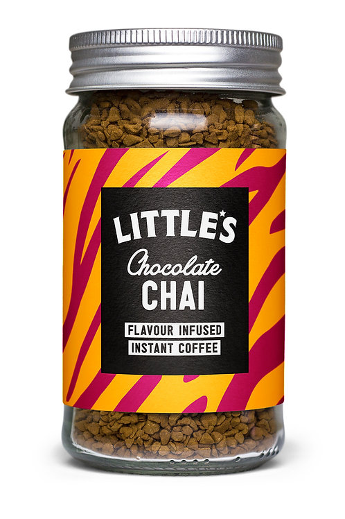 Chocolate Chai Flavour Infused Instant Coffee