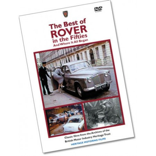The Best of ROVER in the Fifties