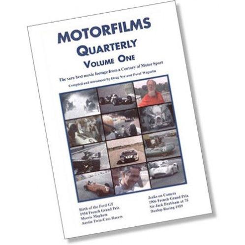 Motorfilms Quarterly Volume 1: DWPDVD3001